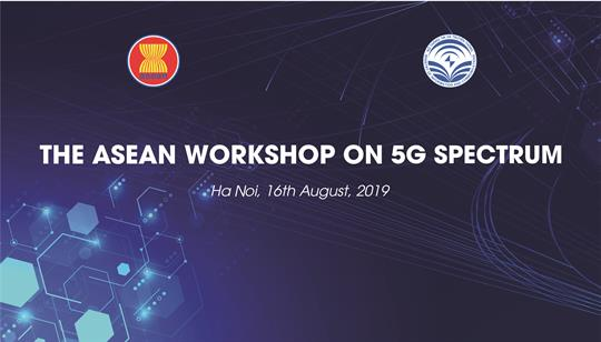 ASEAN Workshop on 5G Spectrum